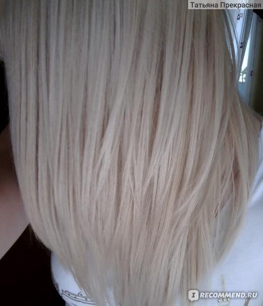 Жемчужно-пепельный цвет волос фото