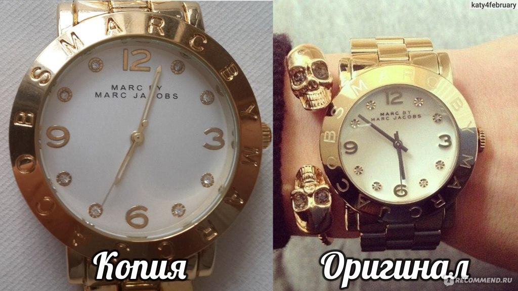 d4617c52b5f0 Женские часы AliExpress Marc Jacobs Amy 36MM - «ЛЮКС копия часов ...