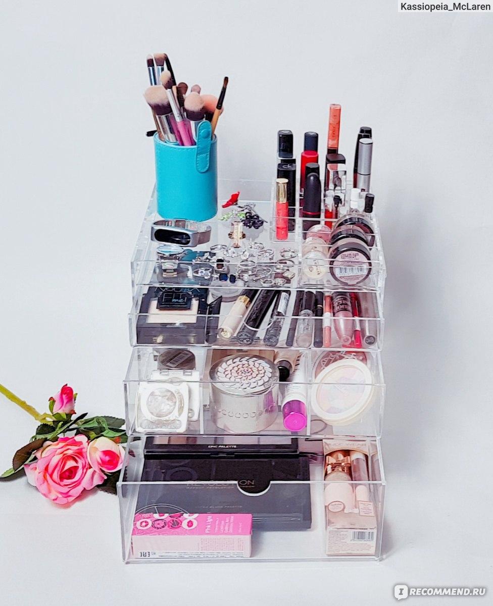 Органайзер для косметики bonny box large купить купить белорусскую косметику мелкий оптом