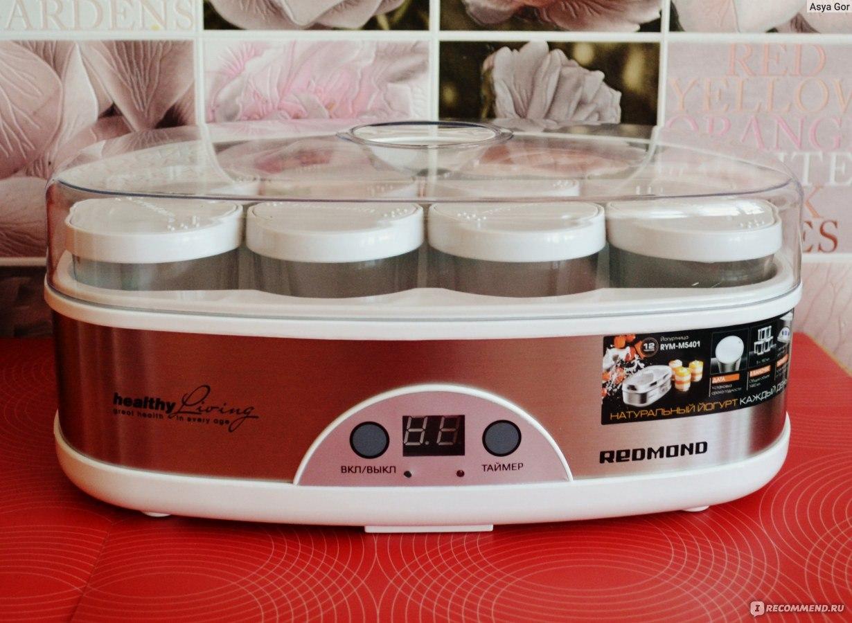 Рецепт йогурта в йогуртнице редмонд