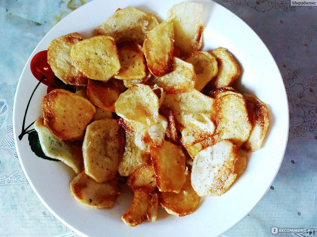 Картофельные чипсы в домашних условиях 610