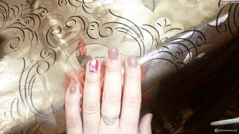 Как наклеить ногти в домашних условиях фото