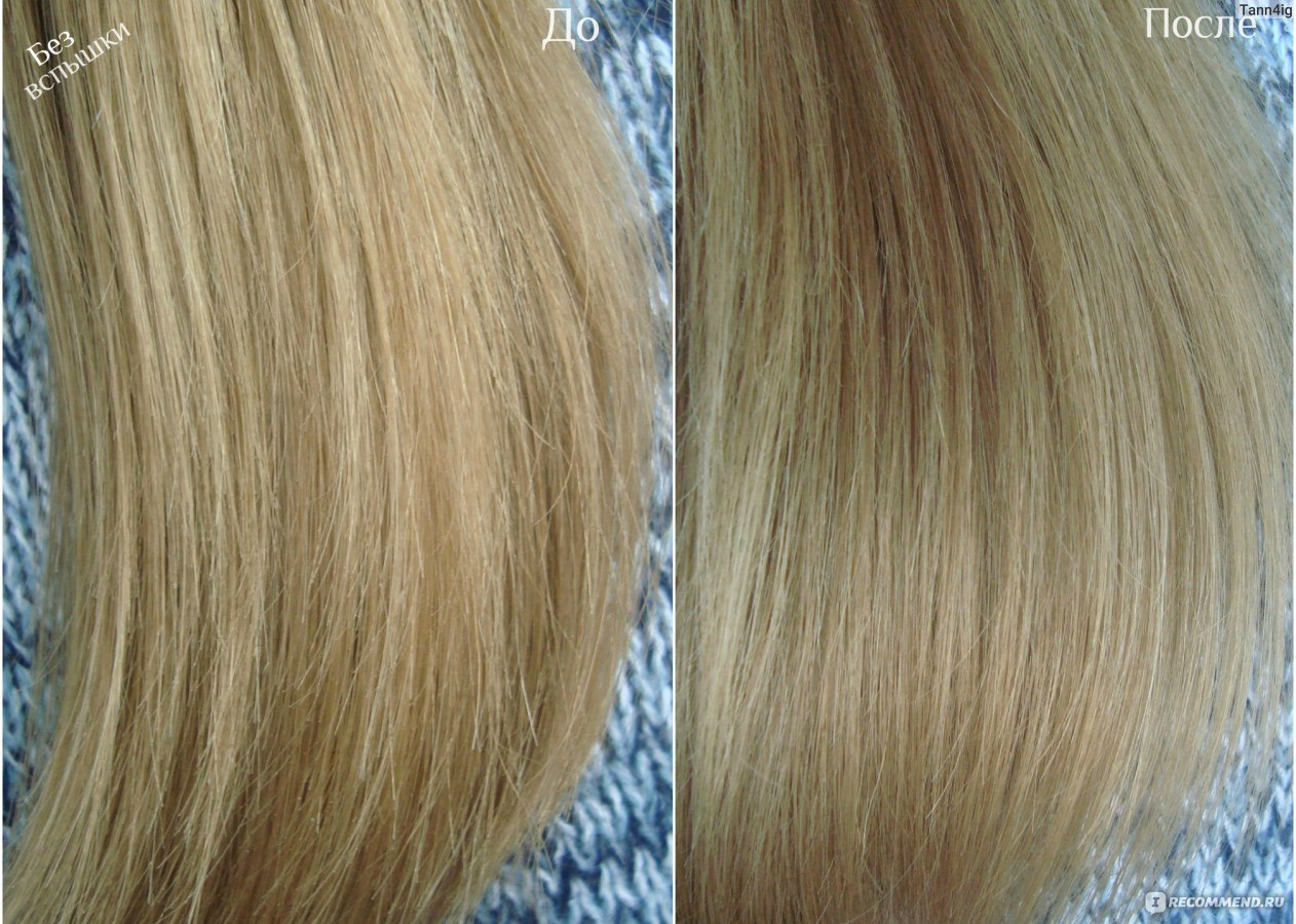Ботокс для волос на дому отзывы