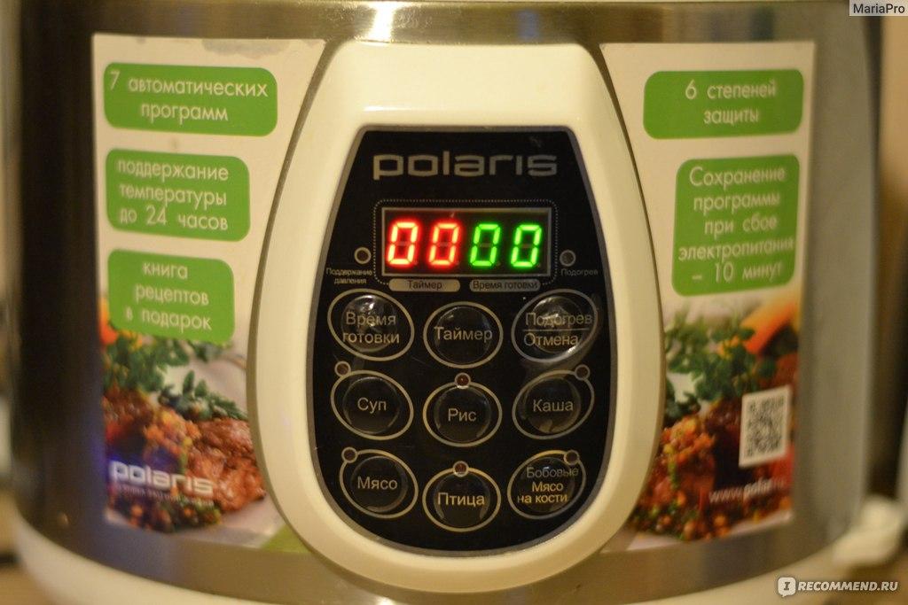 Polaris ppc 0105ad рецепты