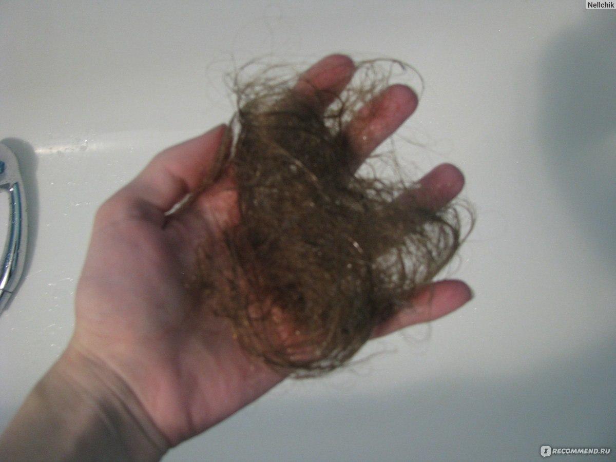 Как намазать волосы касторовым маслом