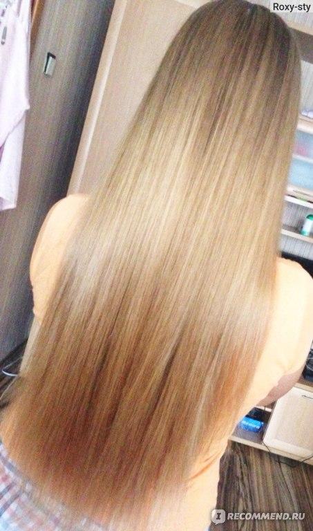 Масло для лечения ослабленных и секущихся волос аргановое ecolab