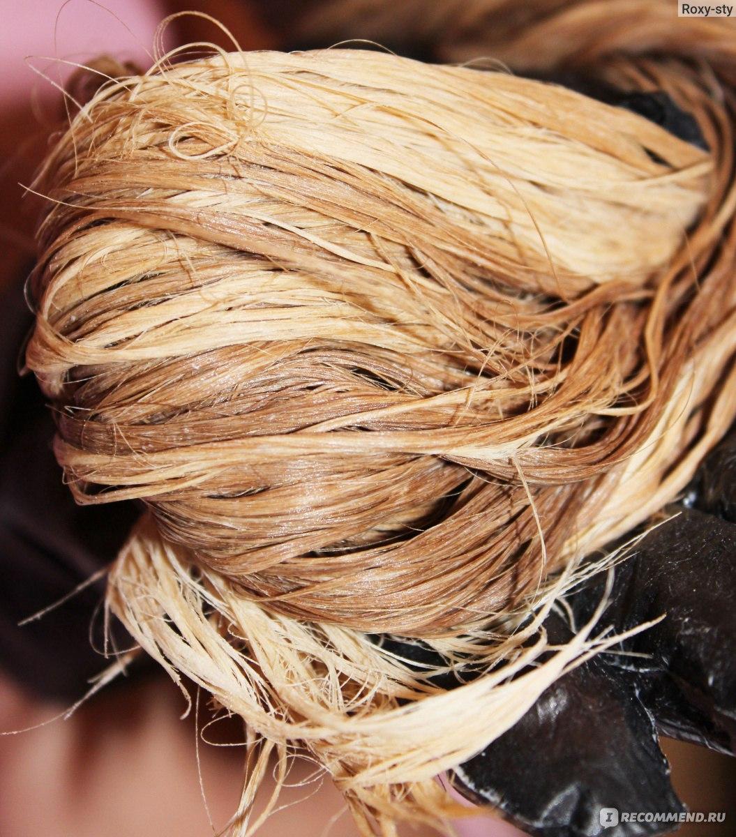 Краски для обесцвечивание волос в домашних условиях отзывы
