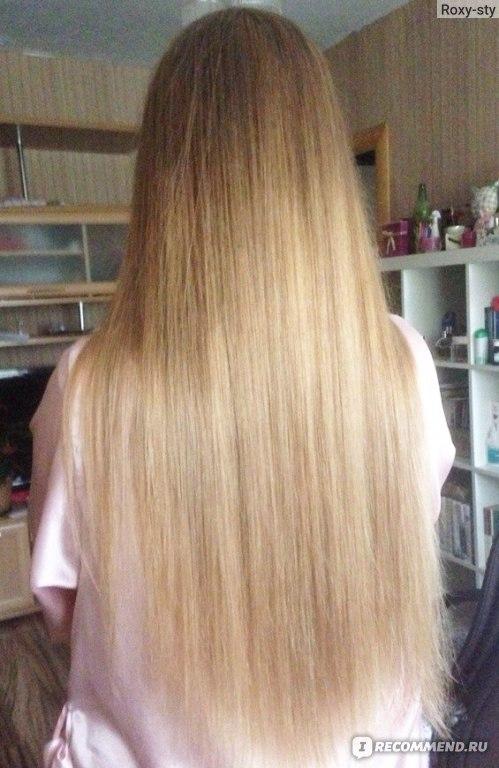 как волосы сделать блестящими и мягкими