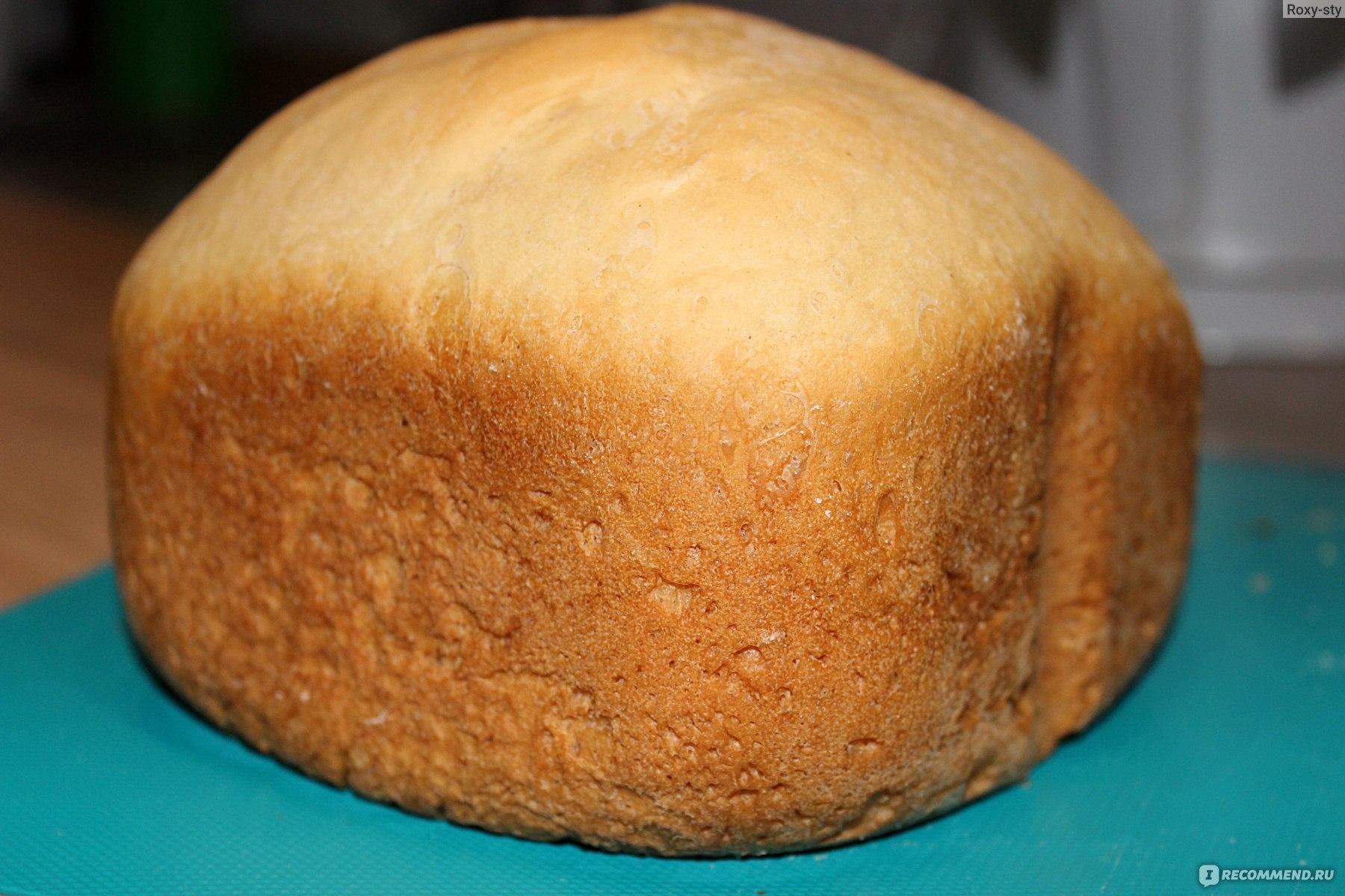 Как сделать хлеб в хлебопечке рецепт