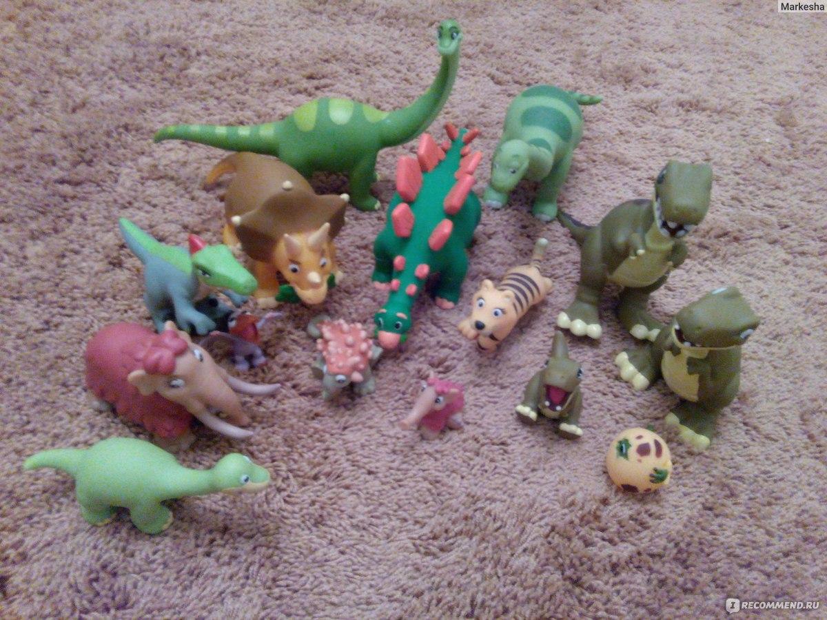 журнал мир диназавров реклама