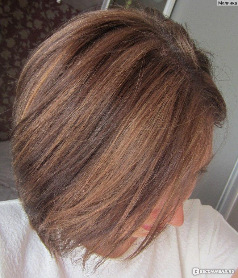 во сне выбирала цвет краски для волос