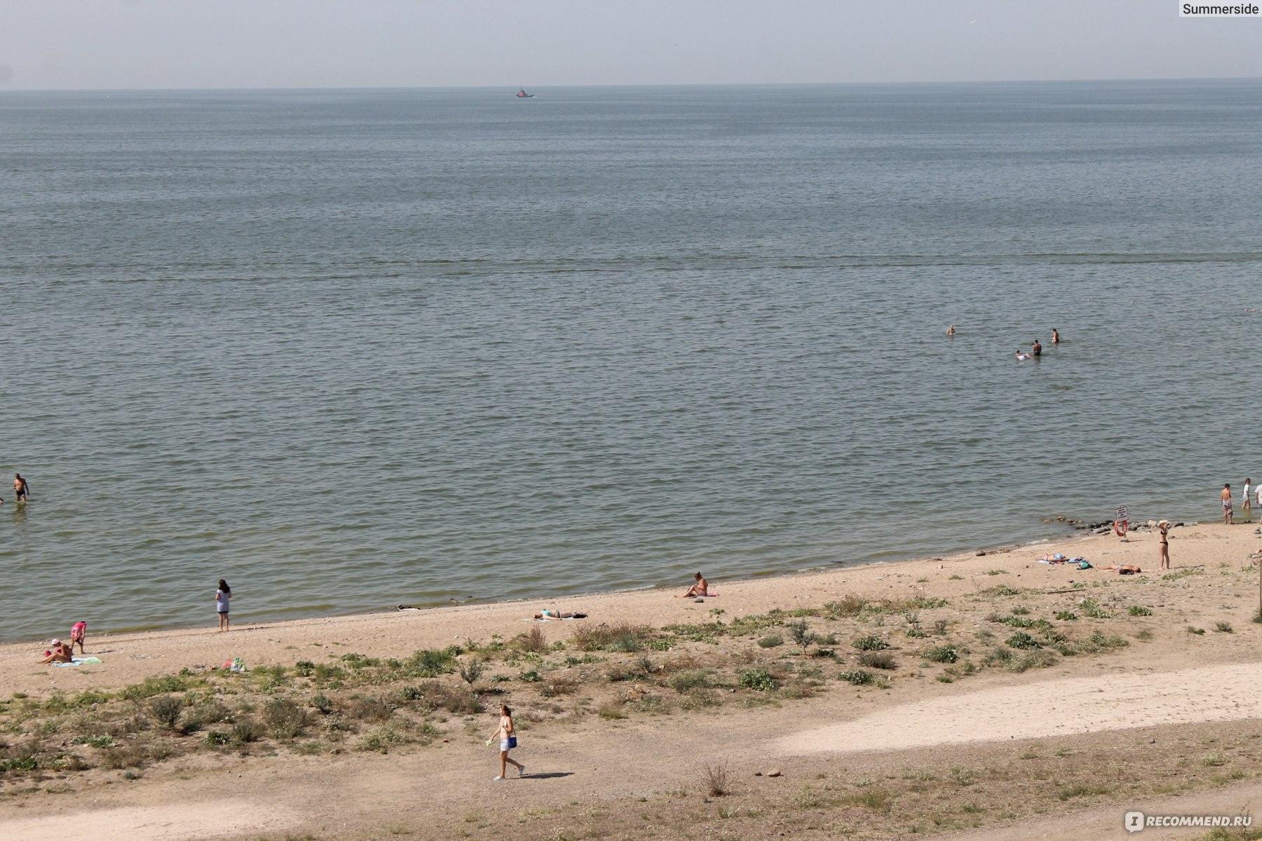 пляж каменка в ейске фото и отзывы