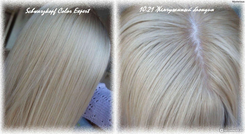 Стойкая крем-краска для волос Schwarzkopf Color Expert