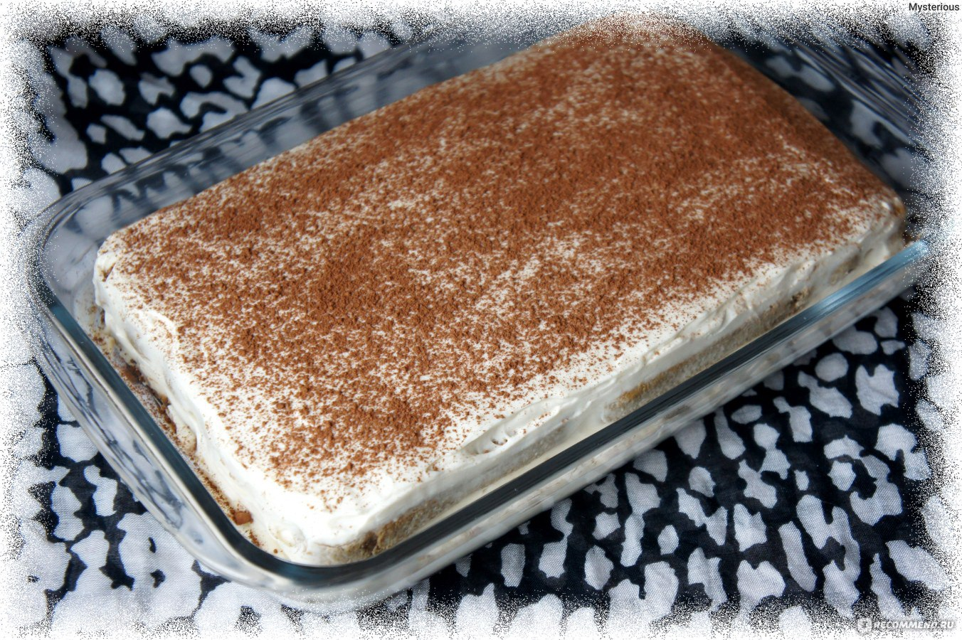 Рецепт торта/бисквита Тёмный Ларри