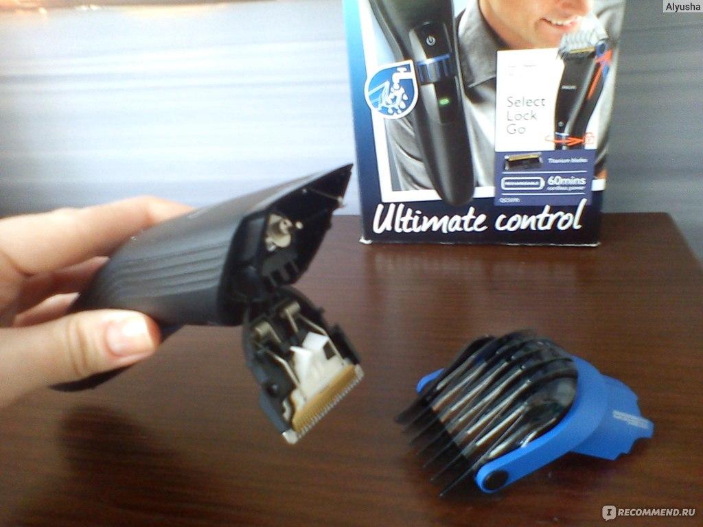 Ремонт машинки для стрижки филипс своими руками