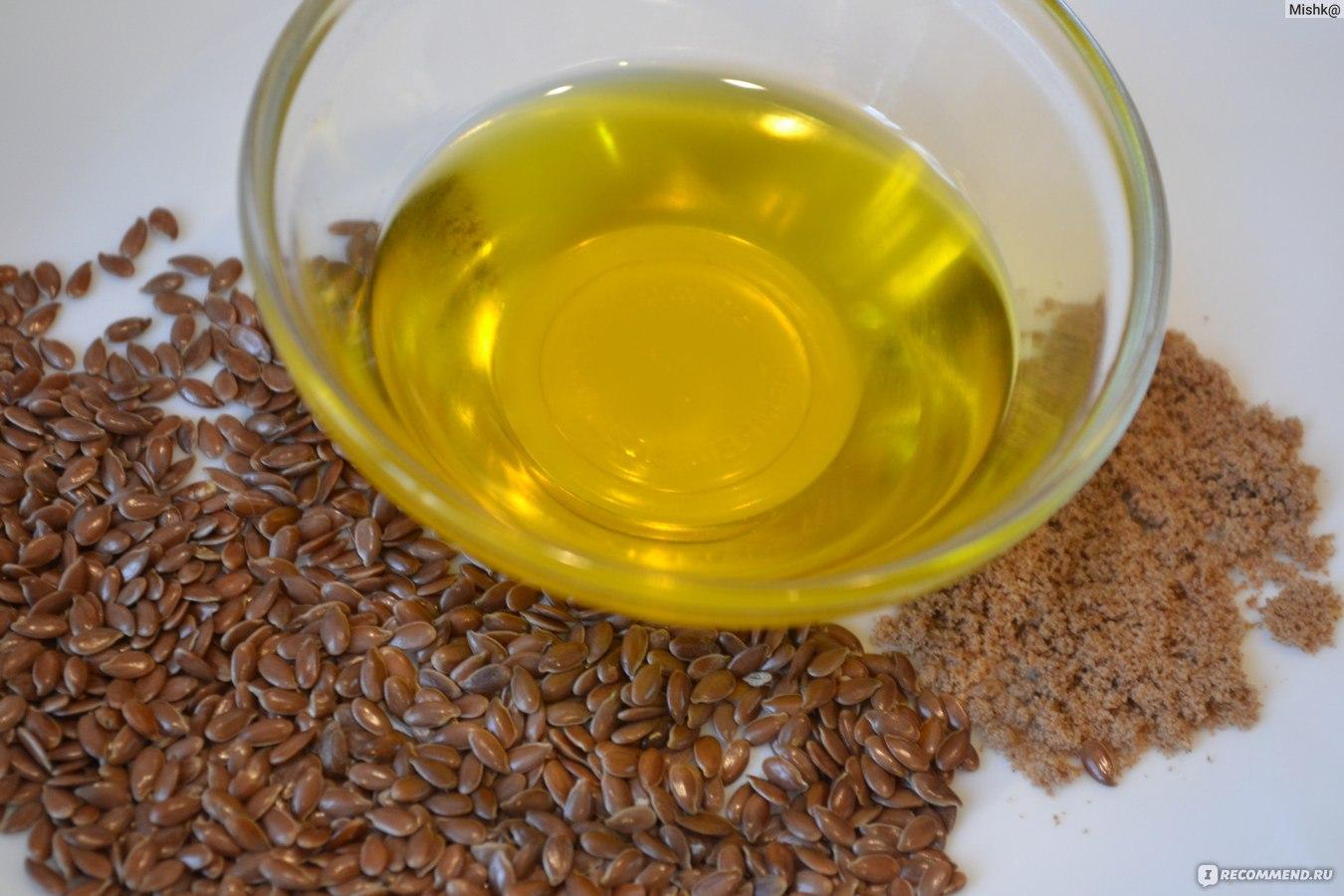 аллергия на льняное семя симптомы