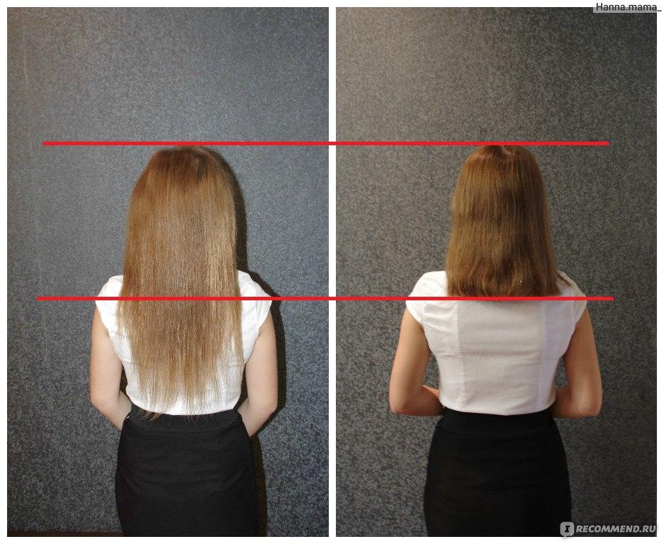 Как сделать волос прямым и гладким в домашних условиях 273