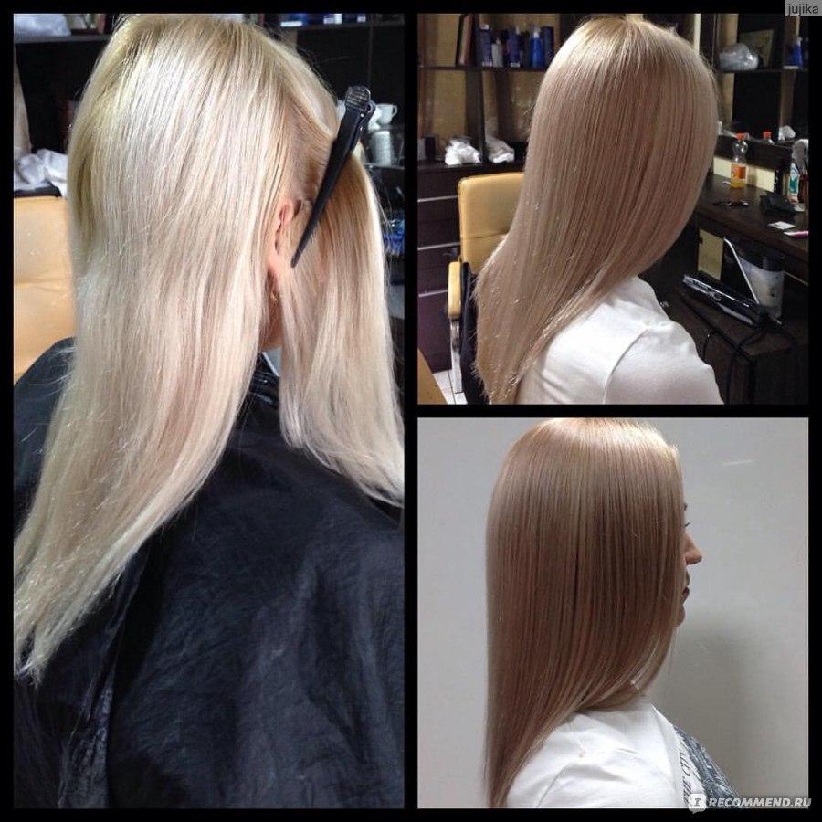 Как сделать тонирование волос краской