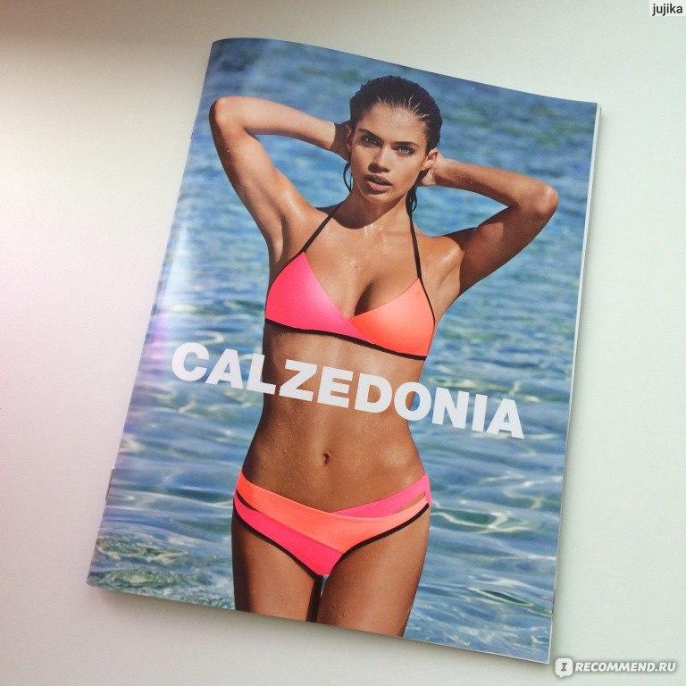 Купить Купальник Calzedonia В Интернет Магазине