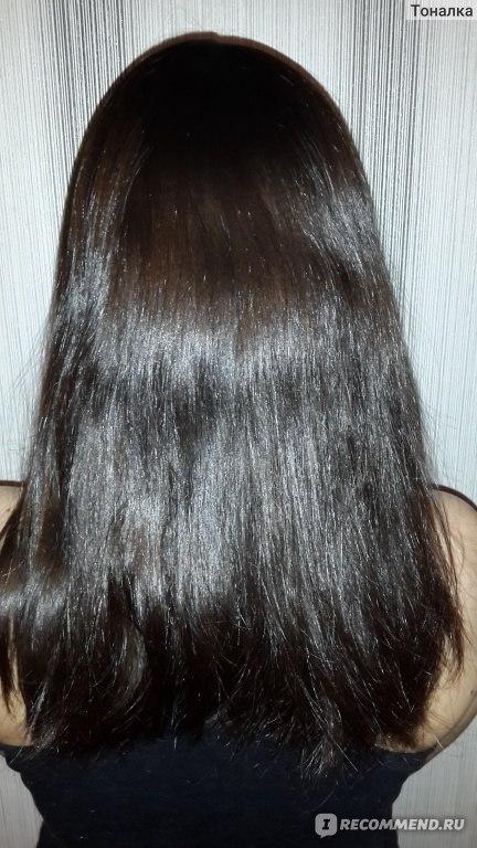 Хватит ли одной пачки краски для волос