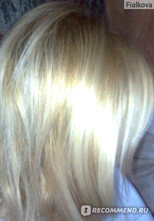 Мелирование на корни крашеных волос