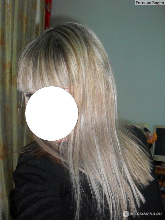 каким тоником убрать желтизну с мелированных волос