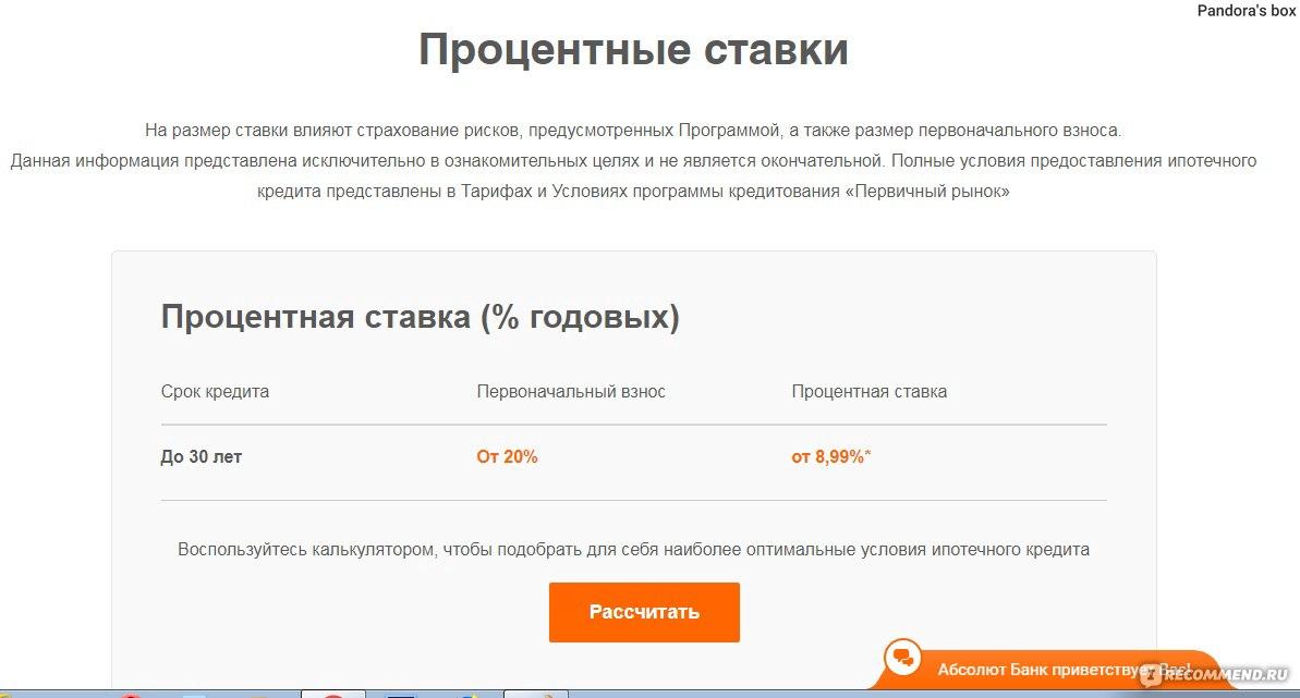 Сбербанк - онлайн заявка на кредит наличными без