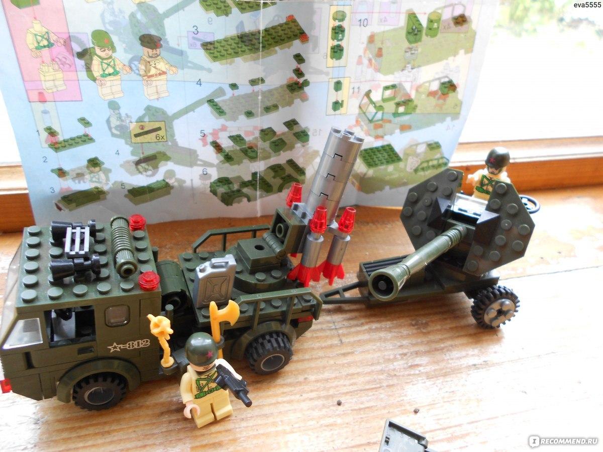 лего конструктор военная техника инструкция