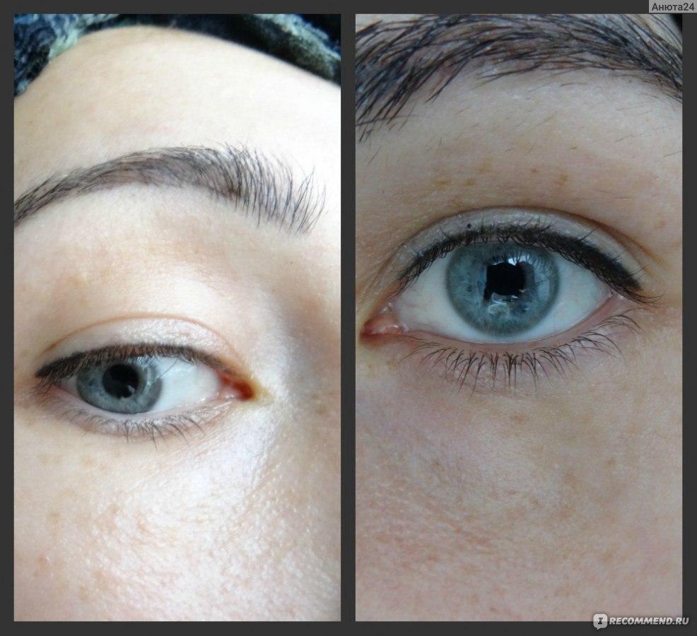 Перманентный макияж глаз это больно