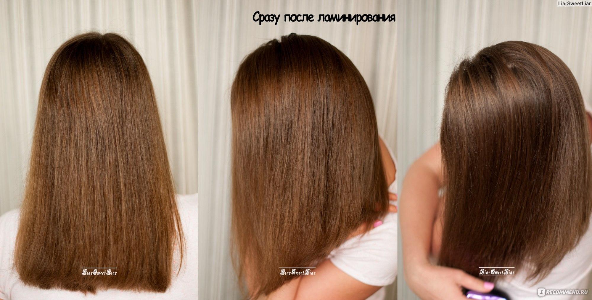 3d-ламинирование волос