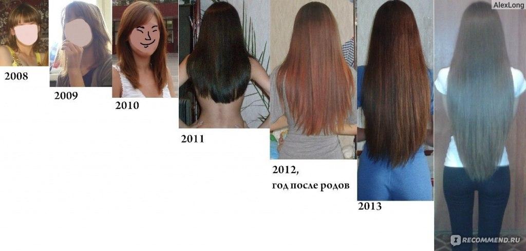 Чем отрастить волосы в домашних условиях 476
