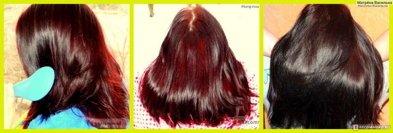 Эффективная смывка краски с волос