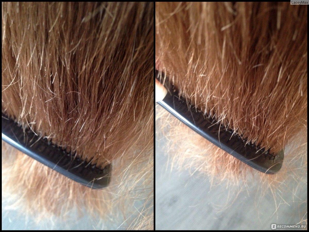 Средства от секущихся кончиков волос Домашние народные 69