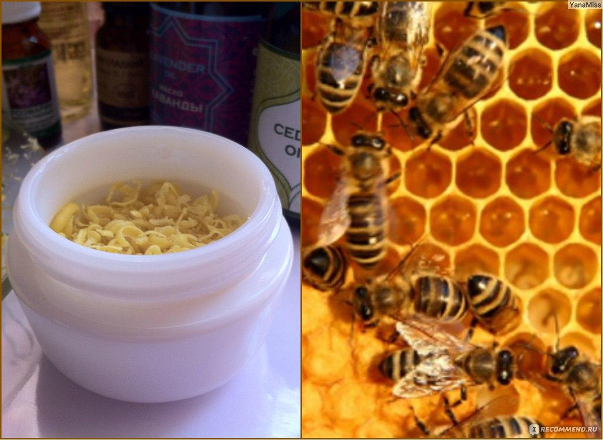 Как сделать пчелиный воск