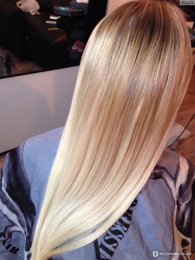 Отвалились длинные волосы