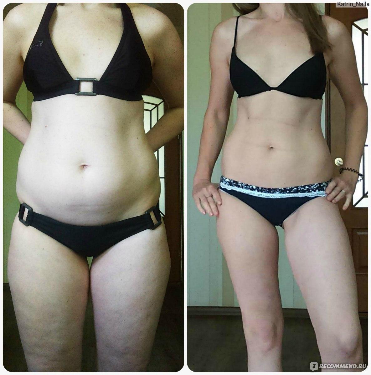Мои результаты похудения после гречневой диеты