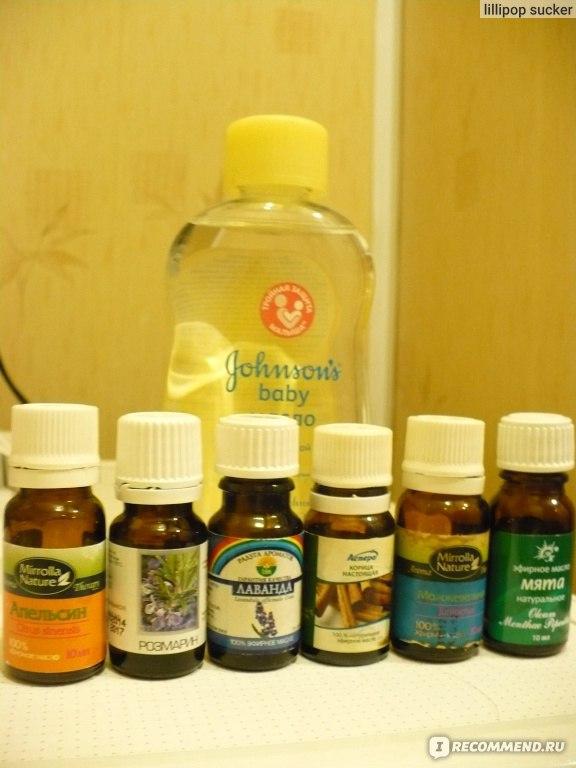 Антицеллюлитные масла для тела своими руками 39