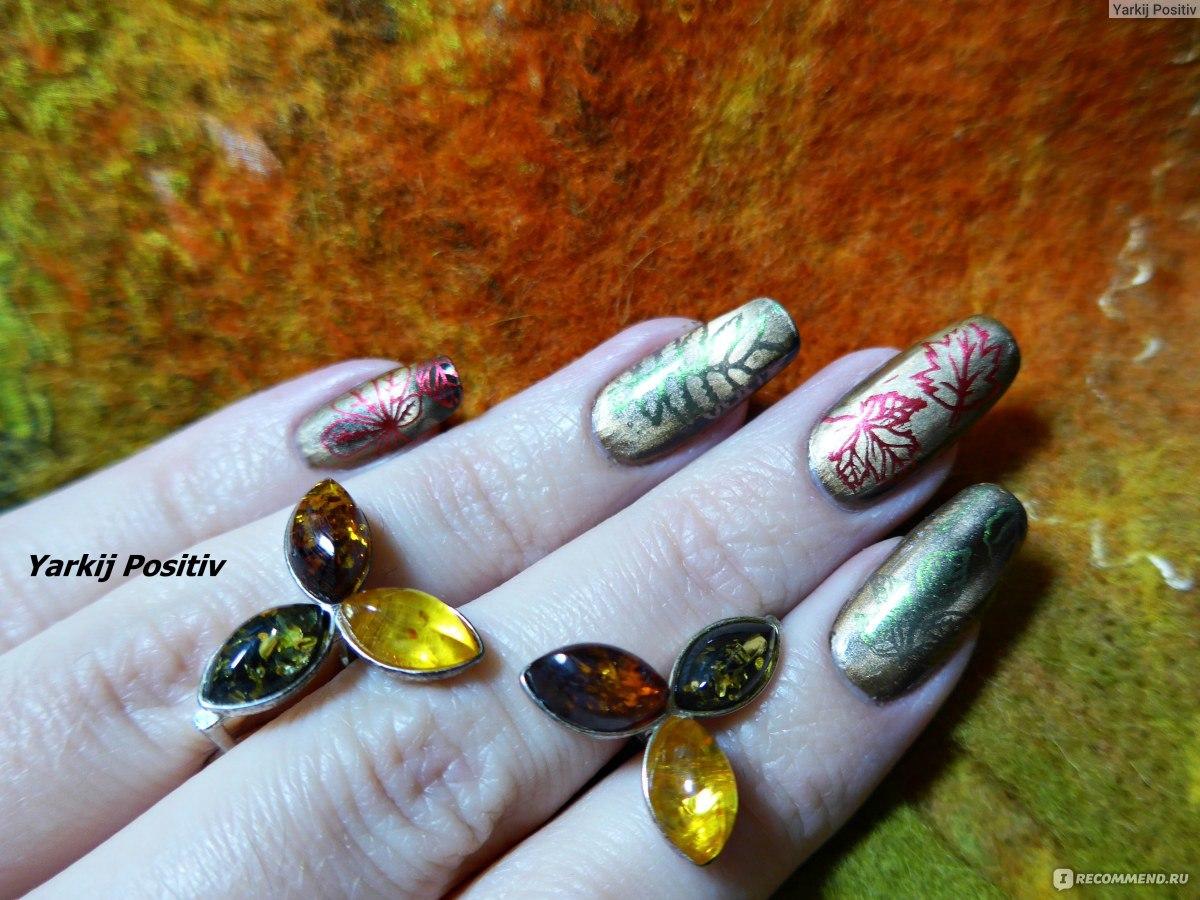 Драгоценные камни на ногтях фото