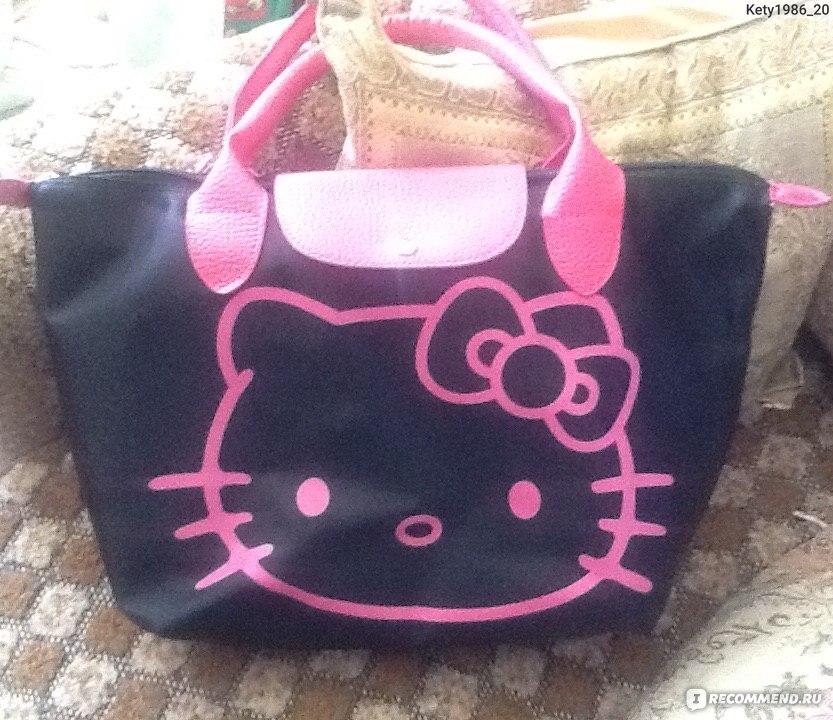 Сумка для мамы Aliexpress Promotions! Hello Kitty Bag wholesale Hand Bags  Designer Waterproof Shoulder BagXMS063 861b28b8a0379