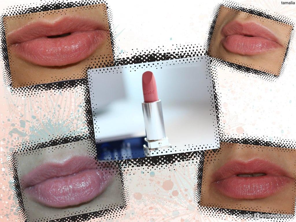 7af92007727e Губная помада Dior Rouge Nude - «Роскошь на губах (фото оттенка 263 ...