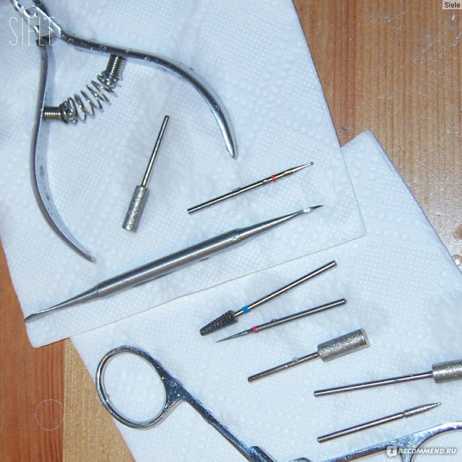 Как стерилизовать инструменты для маникюра инструкция