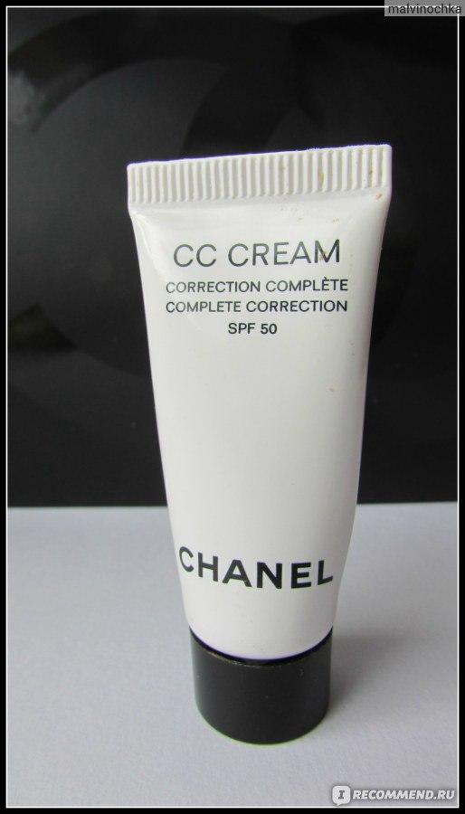 chanel cc krem