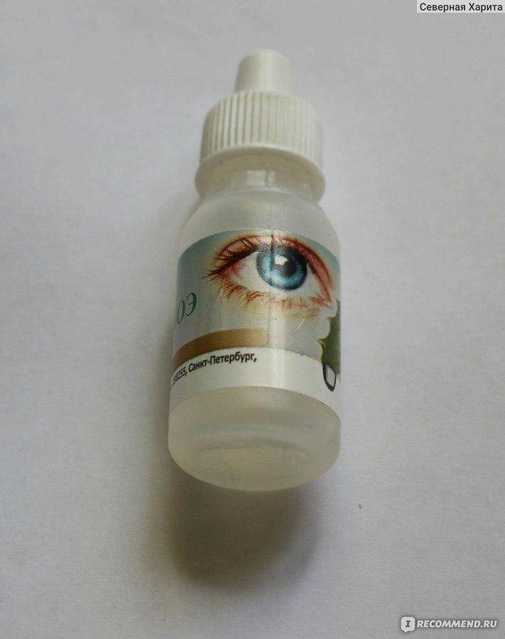 Капля для глаз из алоэ в домашних условиях