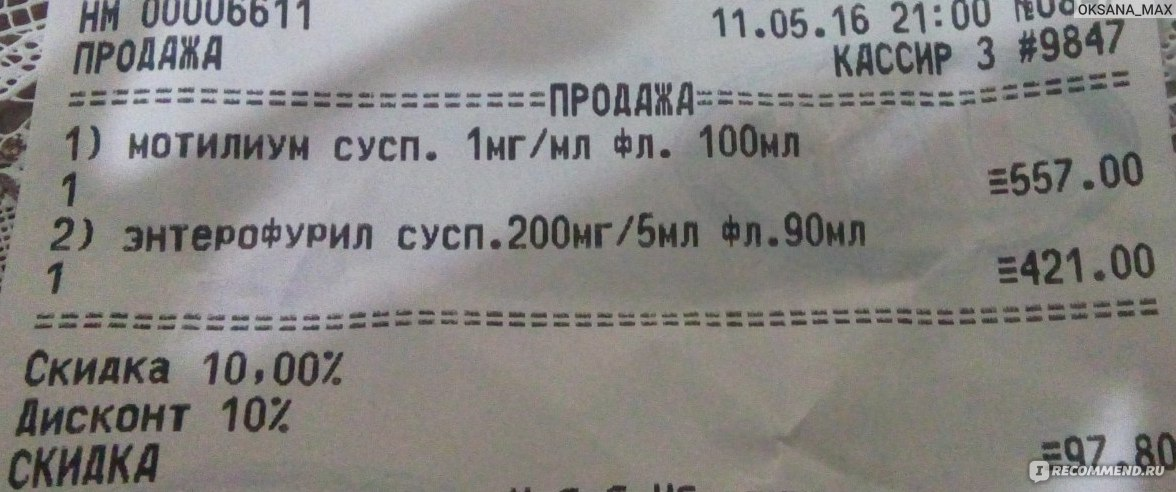 Энтерофурил  инструкция по применению аналоги отзывы цена