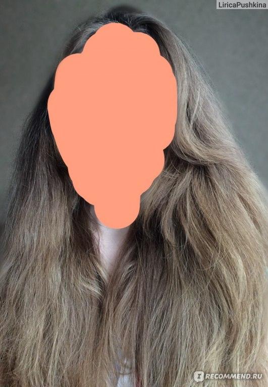 Кокосовое масло для волос с желатином ламинирование