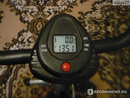 Велотренажер Iron Body 7255BK - фото 10