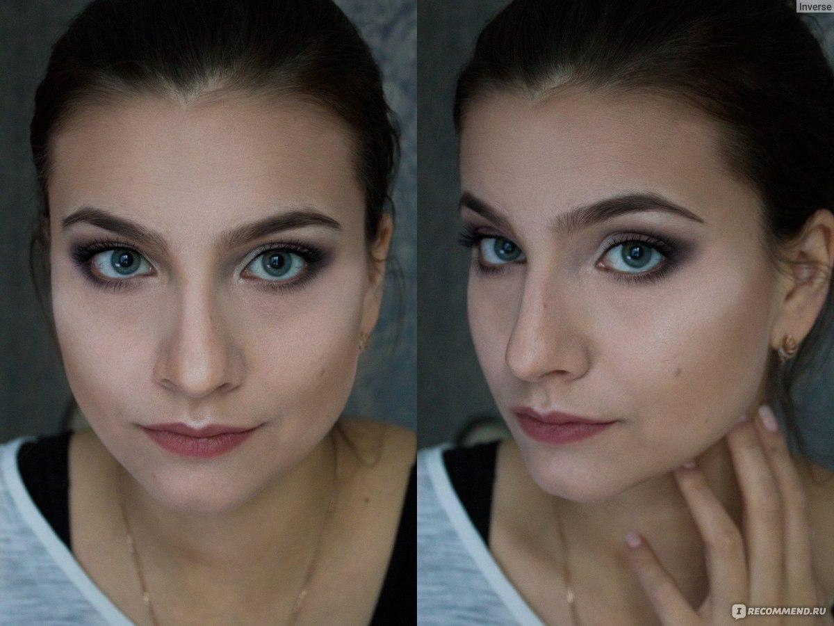 Как сделать макияж если синяки под глазами 855