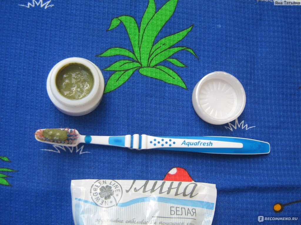 рецепт отбеливания зубов с содой