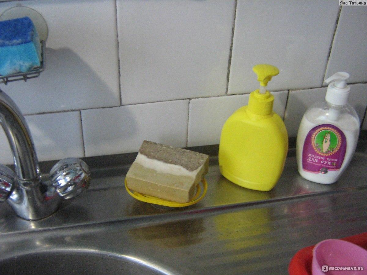Мыло из горчицы своими руками 30