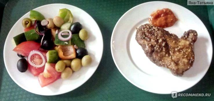 Диета при сахарном диабете меню на неделю Завтрак обед